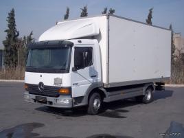 Φορτηγά έως 7.5τ Mercedes 818 ATEGO 5,20m 4050 kgr '05